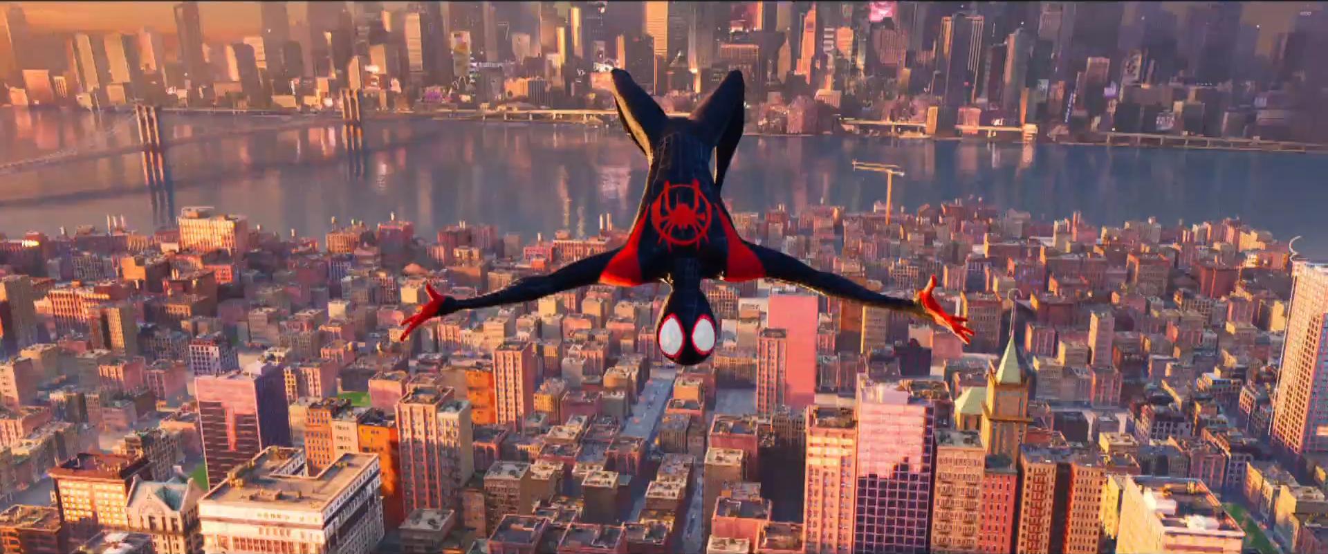 spider-man: miles morales aerial tricks