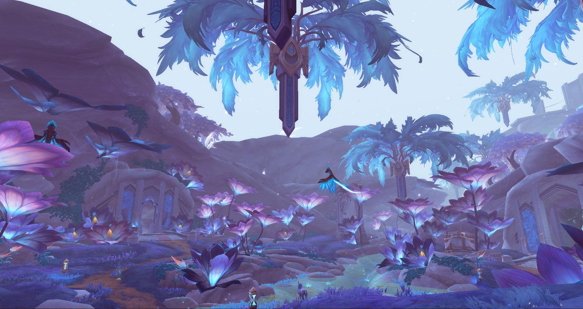 world of warcraft shadowlands bastion