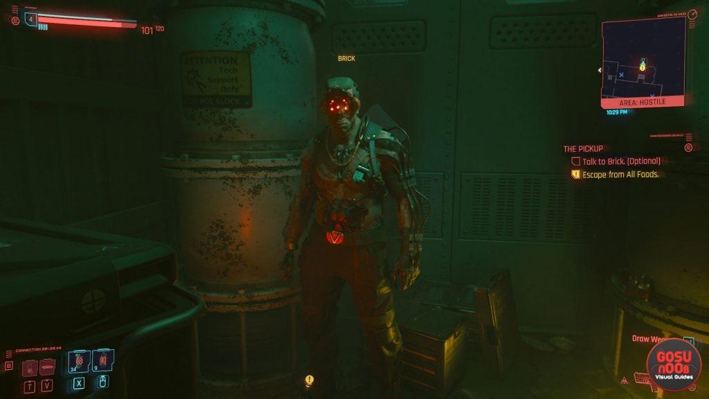 cyberpunk 2077 faq