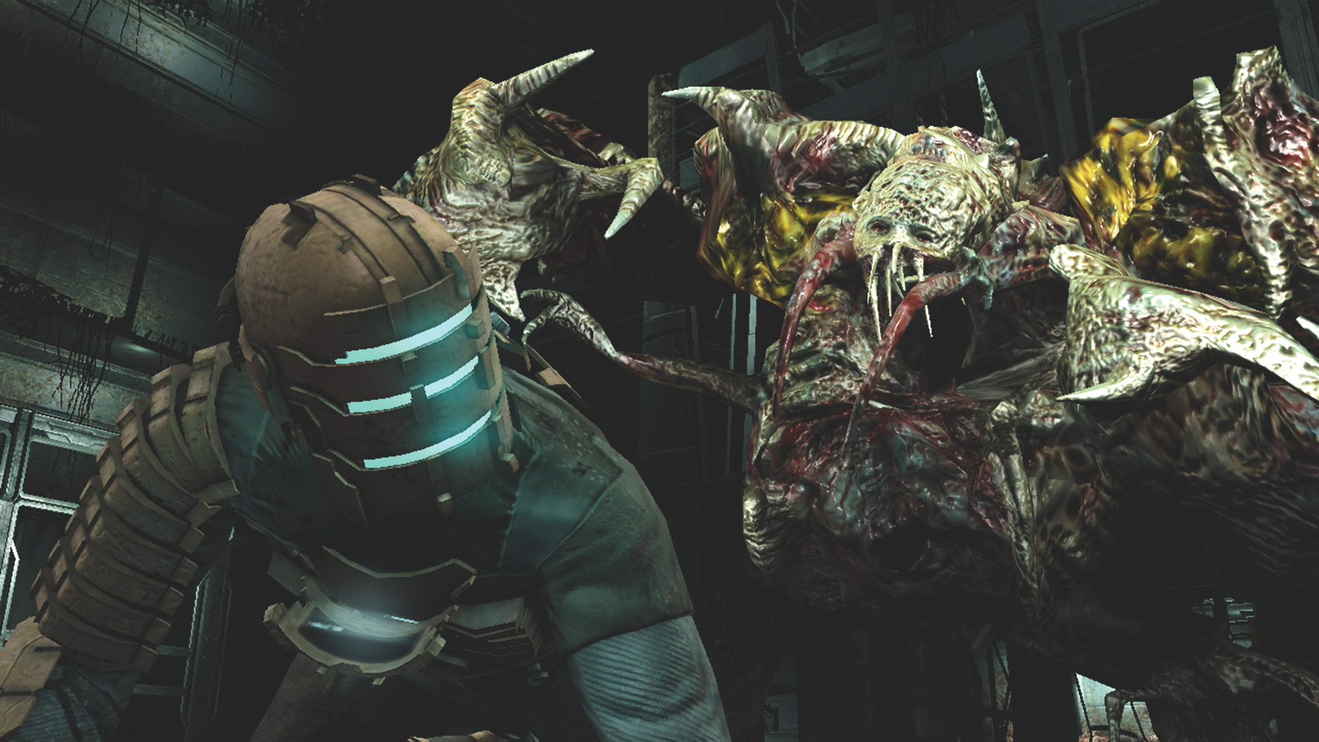 dead space video game