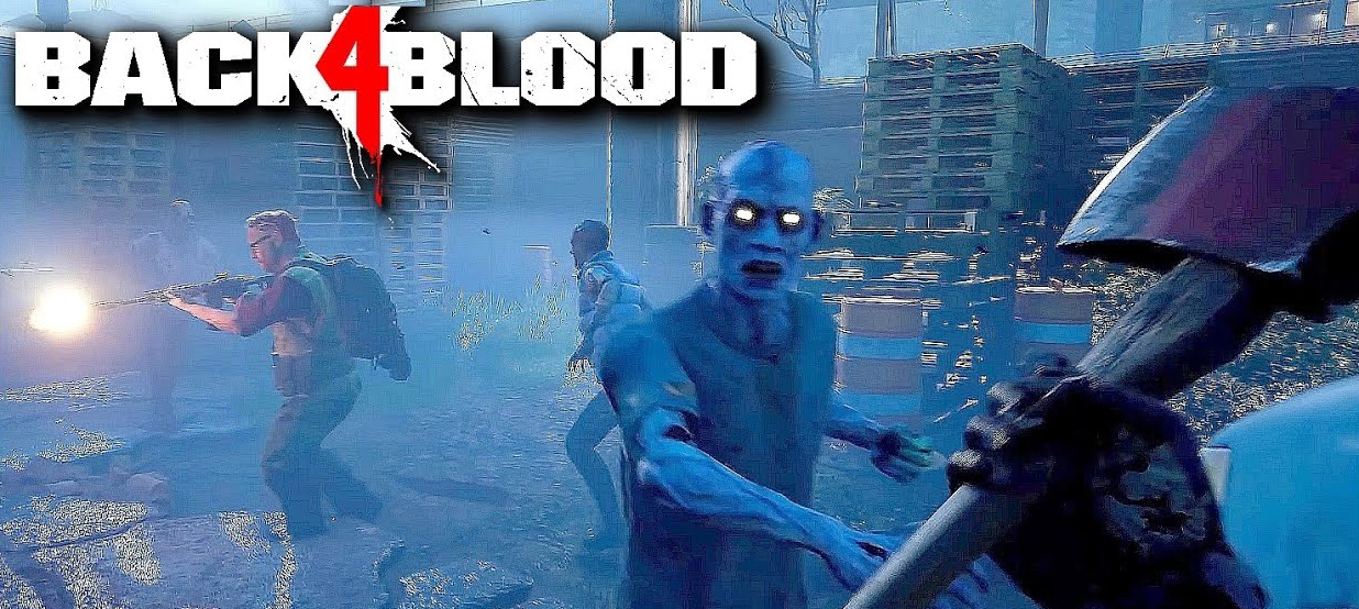 back 4 blood video game