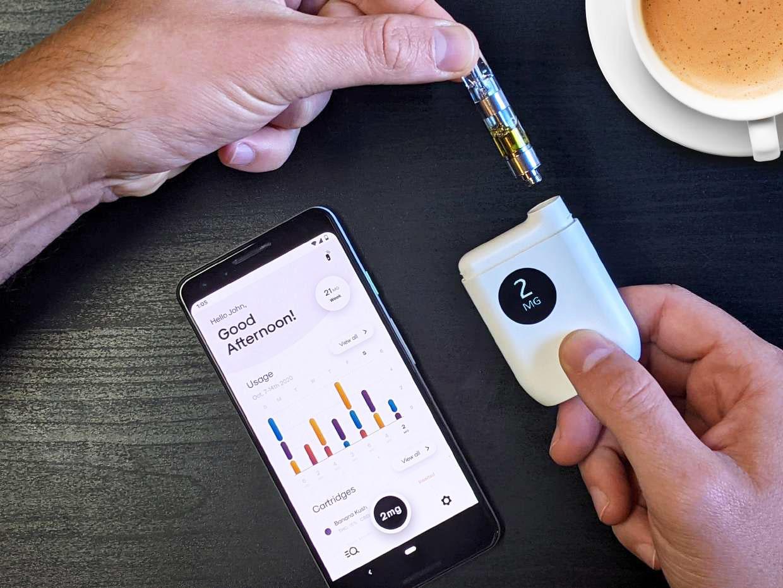 smart weed pen