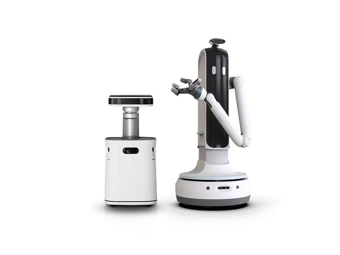 samsung bot handy robot