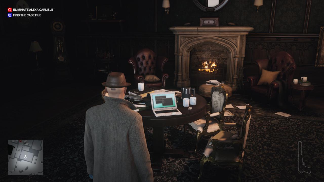 hitman 3 video game screenshot