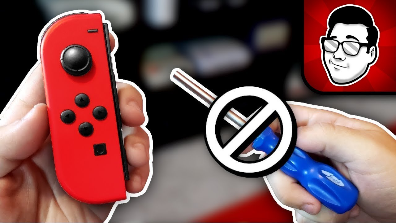 nintendo switch joy-con controller drift