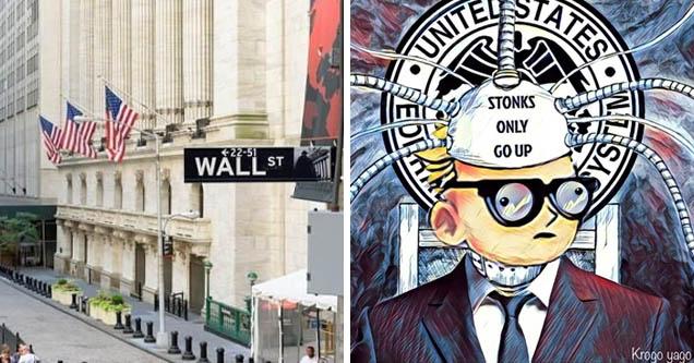 Wall Street | Art merch from WSB merch store