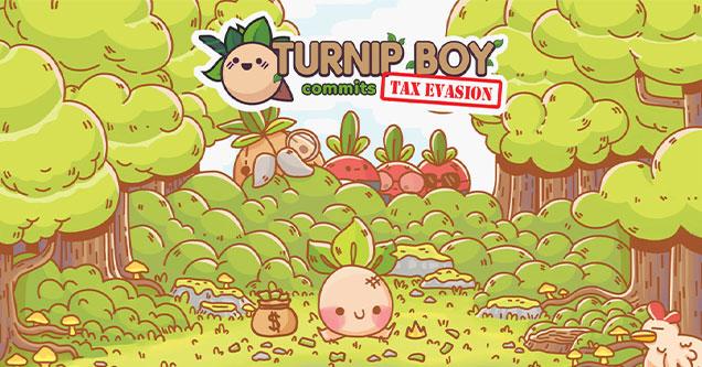 Turnip Boy Commits Tax Evasion -  Nintendo Switch