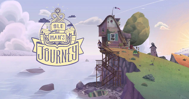 Old Man's Journey -  The Nintendo Switch