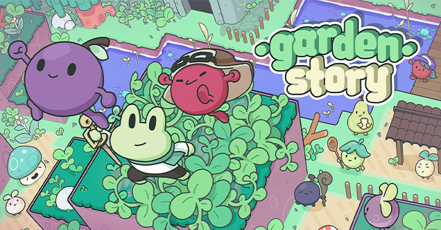 Garden Story -  the Nintendo Switch