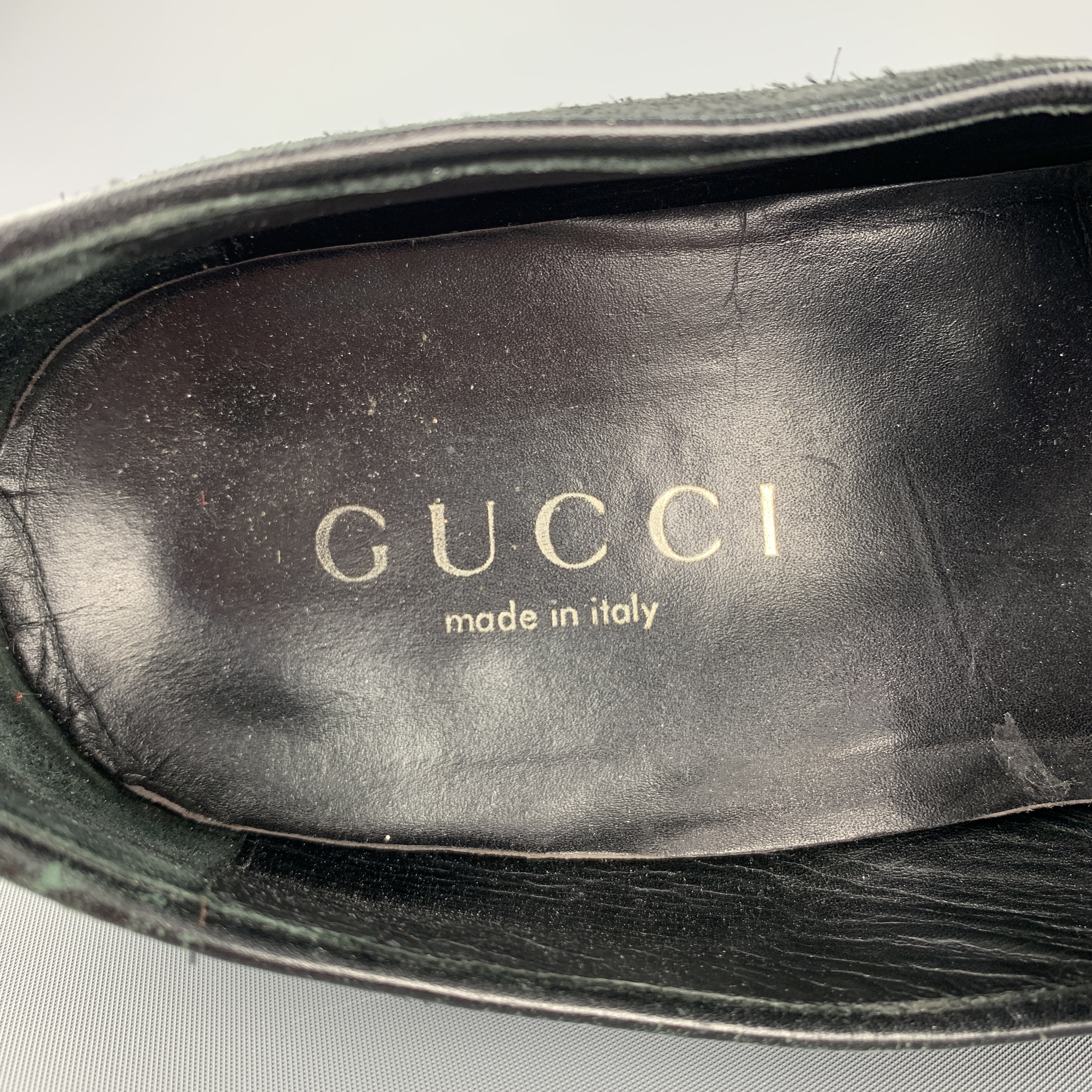 4db3dca93c4 Sui Generis Designer Consignment SAN FRANCISCO S FAVORITE DESIGNER  CONSIGNMENT STORES AND ONLINE SHOP. GUCCI Size 8 Black Solid Slip On Loafers