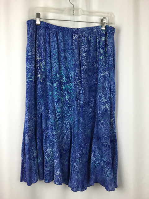 Clothing, Shoes & Accessories Mossimo Juniors Skirt Size Xl Pull On Chambray Mini Blue Skirts