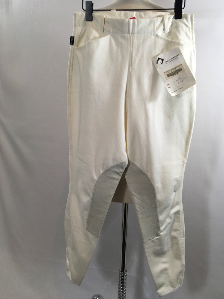 Arista Equestrian Size 28 R White Riding Pants NWT 1580-78-91918