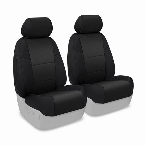 Coverking Custom Fit Front 50/50 Bucket Seat Cover For
