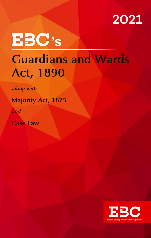 Guardians and Wards Act, 1890Bare Act (Print/eBook)