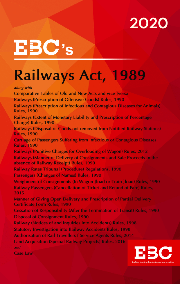 Railways Act, 1989