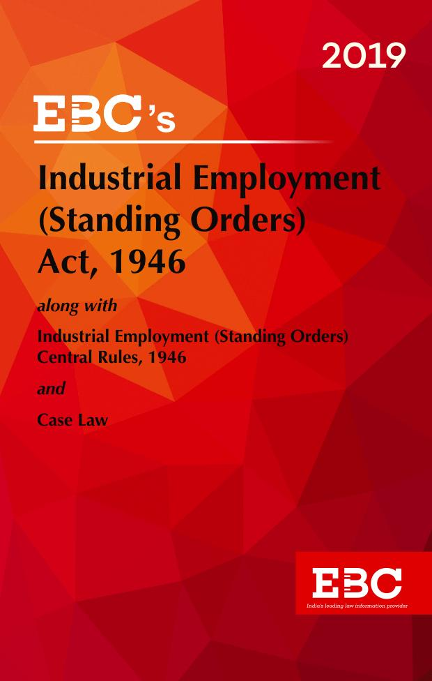 Industrial Employment (Standing Orders) Act, 1946