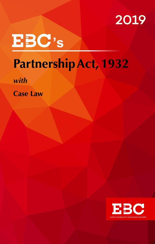 Partnership Act, 1932