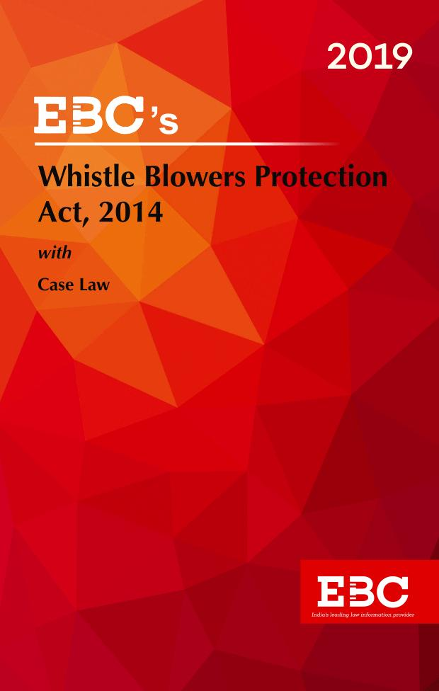 Whistle Blowers Protection Act, 2014