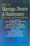 Key to Marriage, Divorce and Maintenance Practice & Procedures