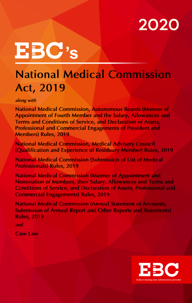 National Medical Commission Act, 2019