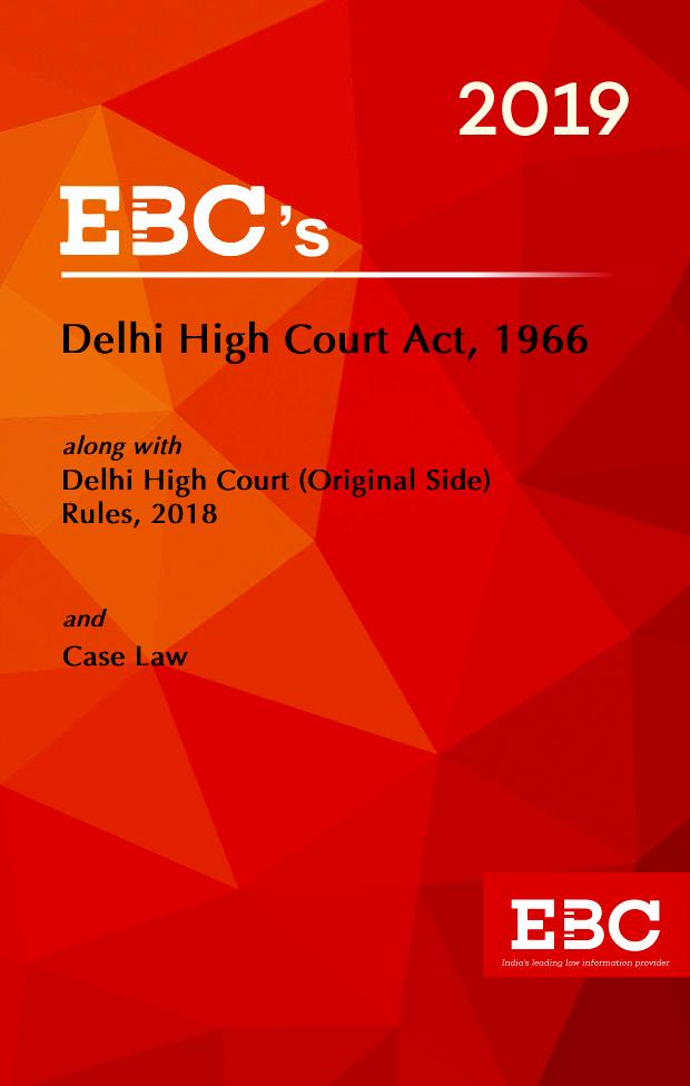 Delhi High Court Act, 1966