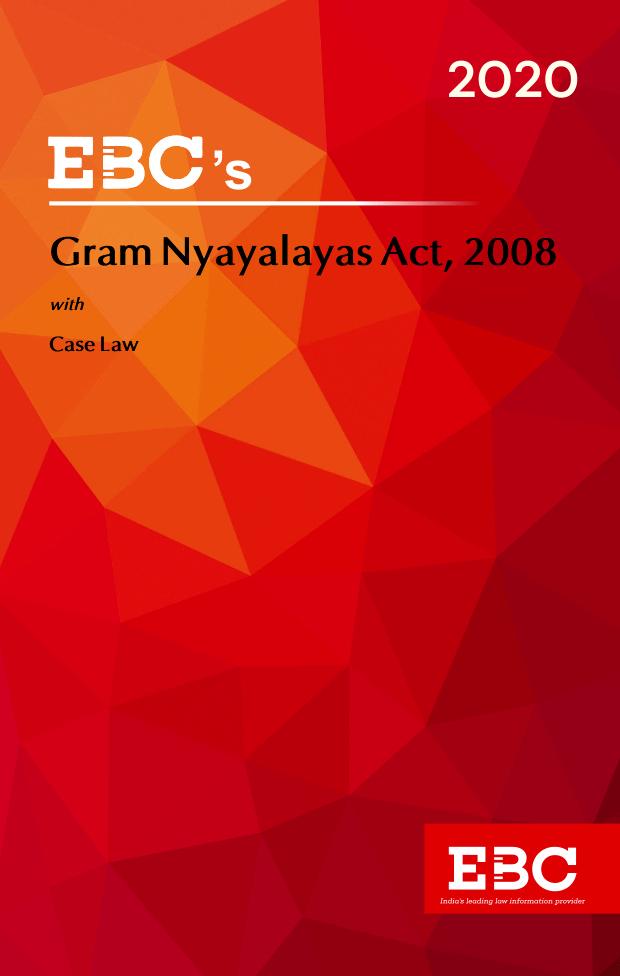 Gram Nyayalayas Act, 2008