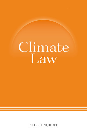 Climate Law
