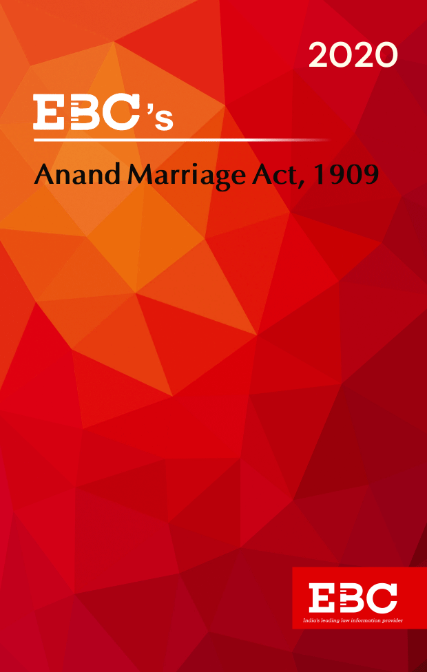 Anand Marriage Act, 1909