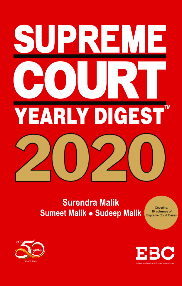 Supreme Court Yearly Digest 2020 (Pre Order)