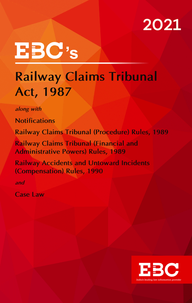 Railway Claims Tribunal Act, 1987-Bare Act (Print/eBook)