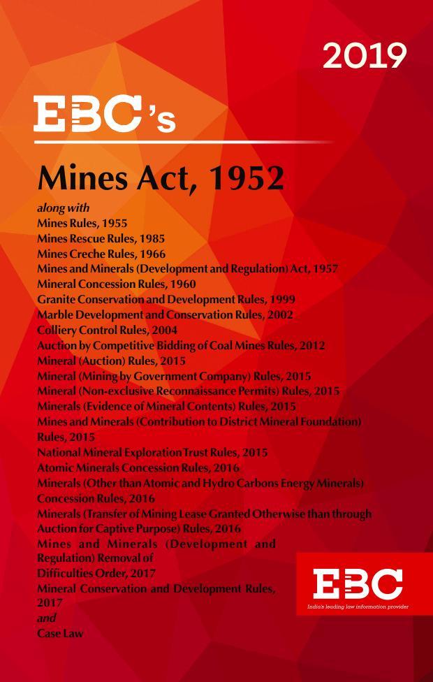 Mines Act 1952