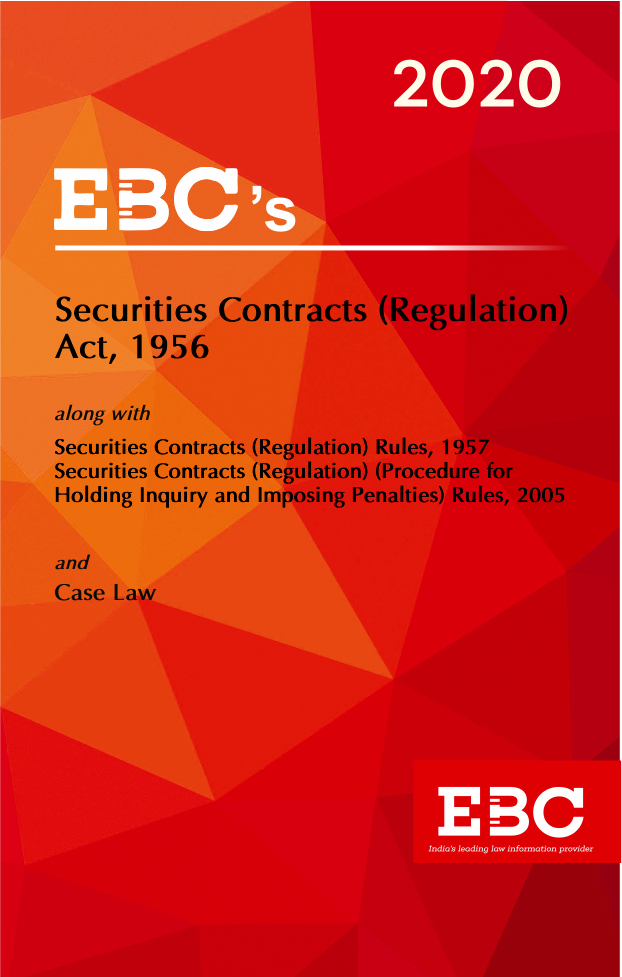 Securities Contracts (Regulations) Act, 1956
