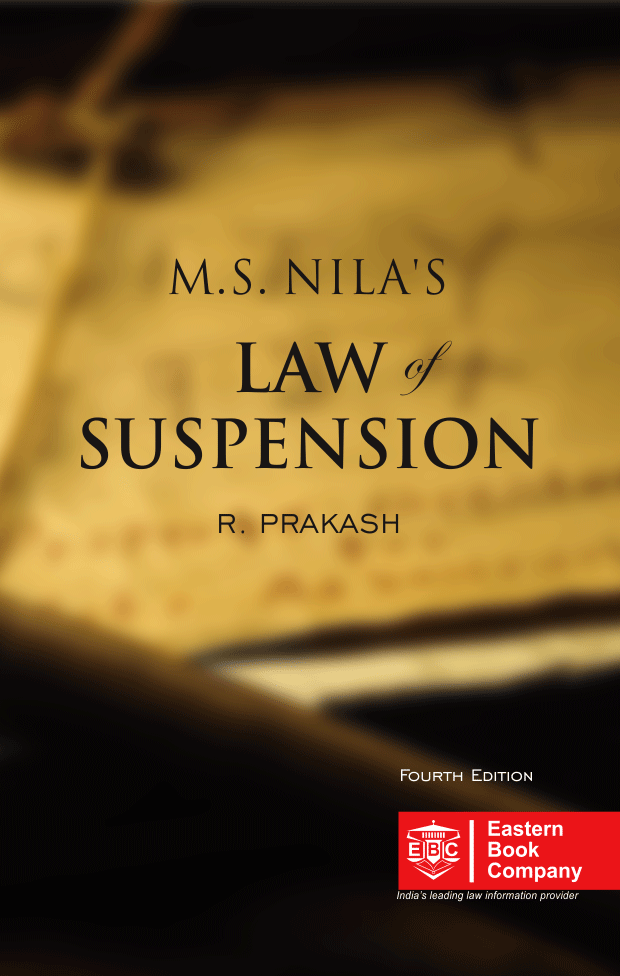 Law of Suspension