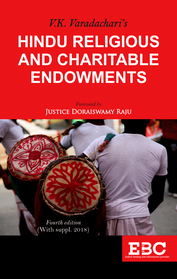 Hindu Religious and Charitable Endowments