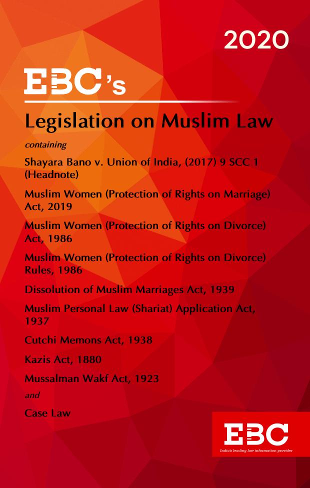 Legislation On Muslim Law