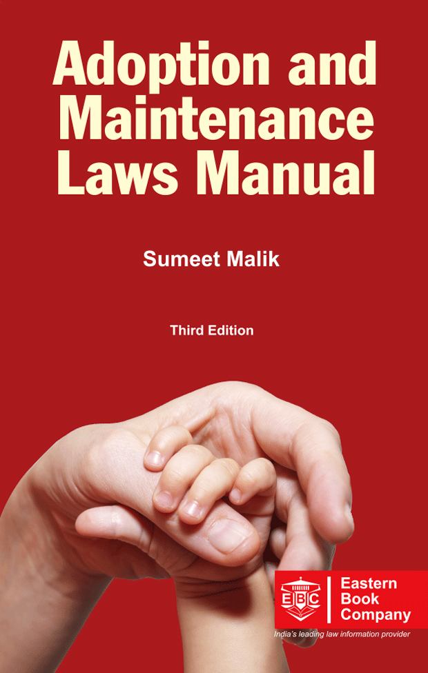 Adoption and Maintenance Laws Manual