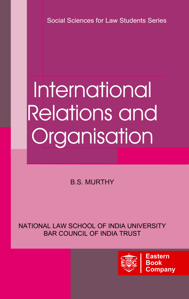 International Relations and Organisation