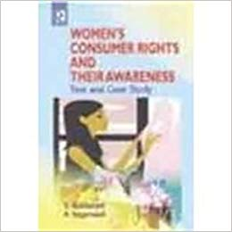 Women's Consumer Rights and their Awareness