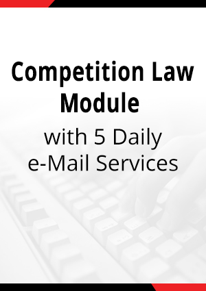 Competition Laws with 5 Daily e-Mail Services