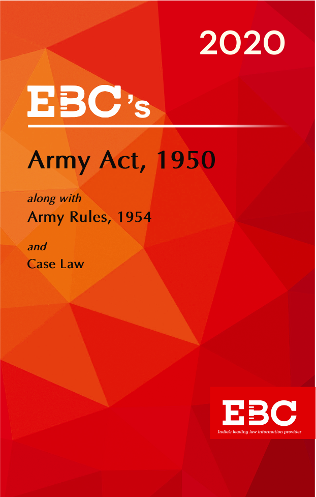 Army Act, 1950