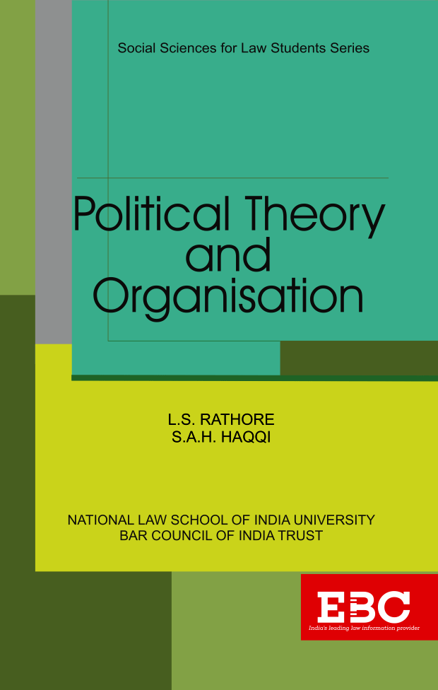 Political Theory and Organisation
