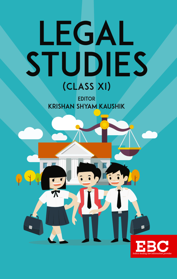 Legal Studies for Classes XI and XII