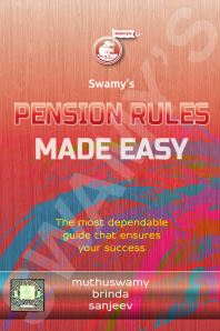 PENSION RULES MADE EASY - 2019