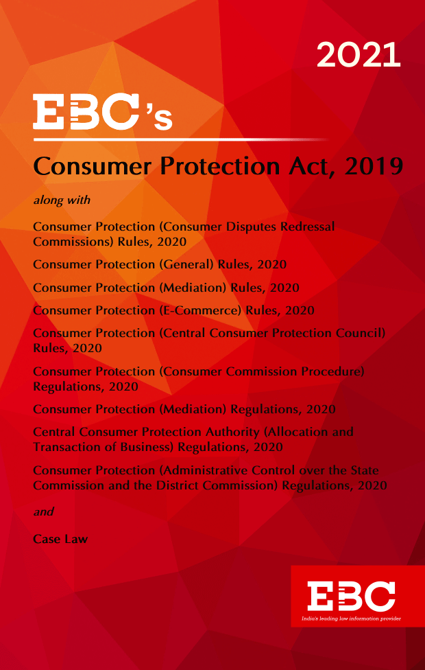 Consumer Protection Act, 2019Bare Act (Print/eBook)