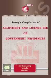 SWAMYS COMP. OF ALLOT. & LICENCE FEE - 2019