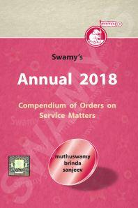 SWAMYS ANNUAL 2018 (COMPENDIUM) - 2019