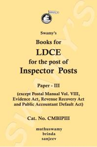 BOOKS FOR IPO - PAPER III - 2020