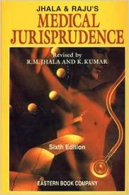 Medical Jurisprudence - Jhala and Raju's  Medical JurisprudencePrint on Demand