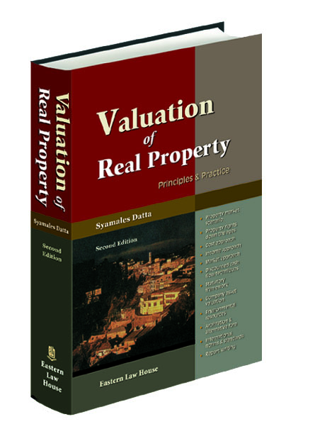 Valuation of Real Property Principles & Practice