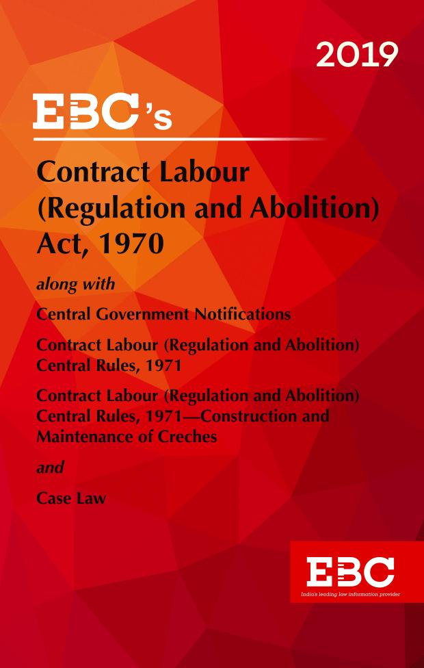 Indian Labour Law Pdf